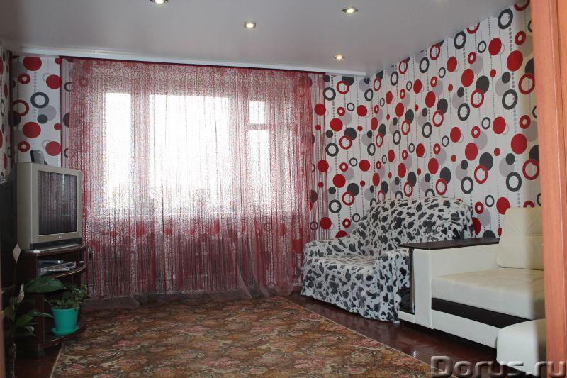 Сдаю 1-к.кв. посуточно - Аренда квартир - Сдаю 1-к квартиру в Рыбинске посуточно на сутки/недели, ко..., фото 1
