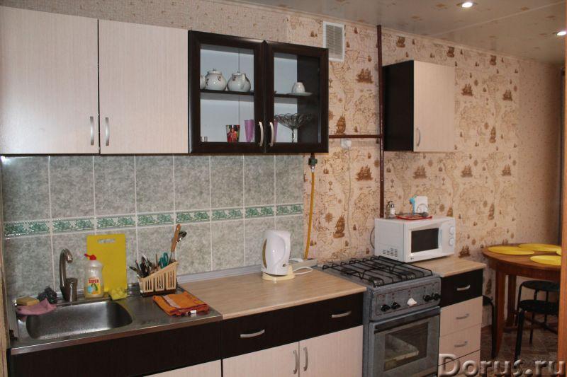 Сдаю 1-к.кв. посуточно - Аренда квартир - Сдаю 1-к квартиру в Рыбинске посуточно на сутки/недели, ко..., фото 2